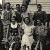 Østlandet slutten av 1930 årene