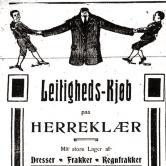 Reklame fra ca 1912
